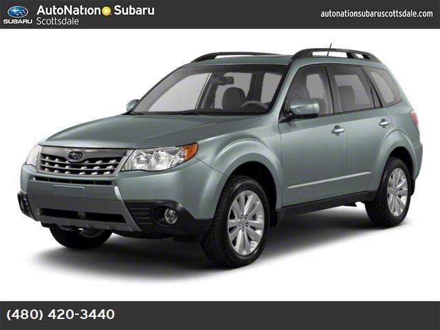 2010 Subaru Forester 25X sage green metallic all wheel drive power steering 4-wheel disc brakes