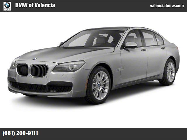 2011 BMW 7 Series 740i traction control vchl dynamic control abs 4-wheel keyless start air co