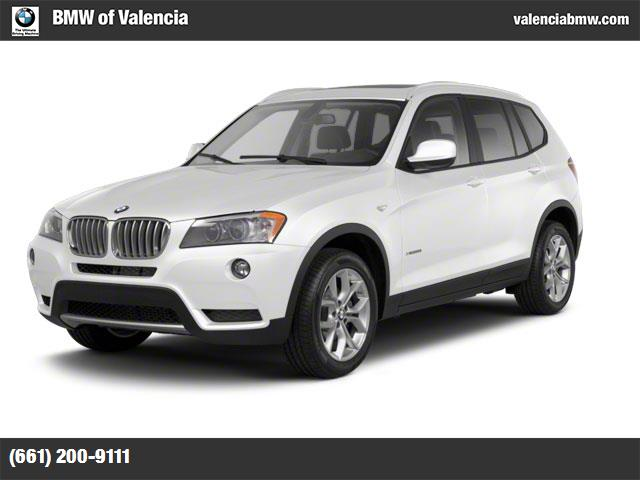 2011 BMW X3 28i hill descent control traction control dynamic stability control abs 4-wheel k