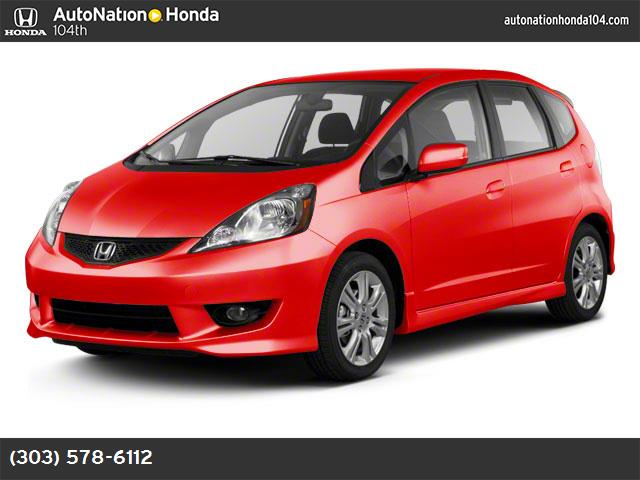 2011 Honda Fit Sport traction control stability control abs 4-wheel air conditioning power wi