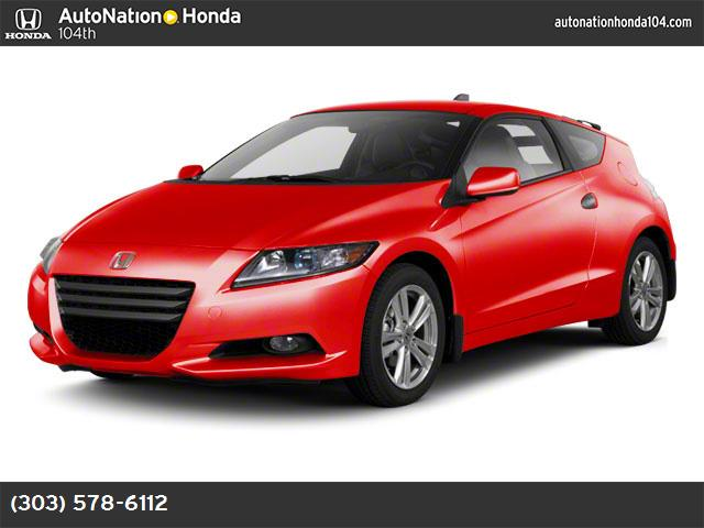 2011 Honda CR-Z EX hill start assist control traction control stability control abs 4-wheel a