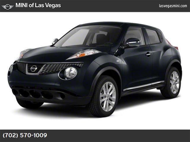 2011 Nissan JUKE S 55749 miles VIN JN8AF5MR3BT003182 Stock  1164934756 13995