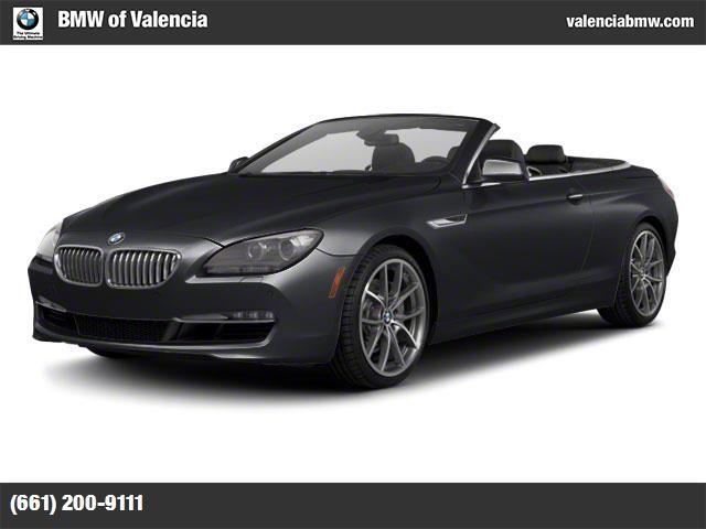 2012 BMW 6 Series 650i 17533 miles VIN WBALZ3C53CDL71692 Stock  1186166355 58991