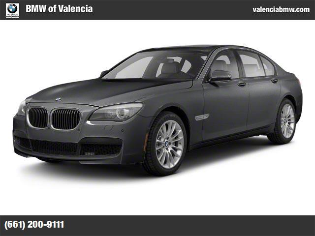 2012 BMW 7 Series 750i 35245 miles VIN WBAKA8C56CDX01213 Stock  1212149776 45991
