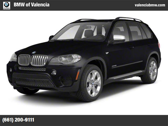 2012 BMW X5 35i Sport Activity power liftgate release rollover protection hill descent control d