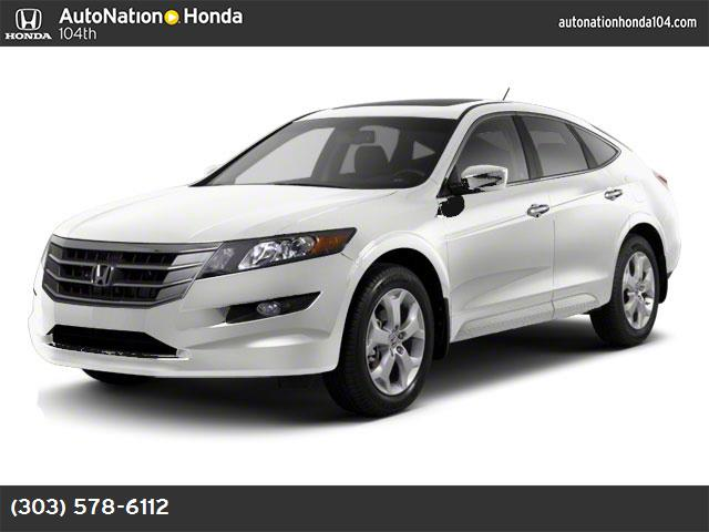 2012 Honda Crosstour EX-L traction control stability control abs 4-wheel keyless entry air co