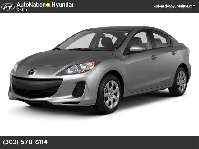 2012 Mazda Mazda3 i Touring traction control dynamic stability control abs 4-wheel keyless ent