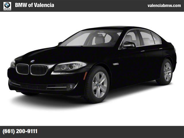2013 BMW 5 Series 528i anthracite wood interior trim black  leatherette seat trim turbocharged k