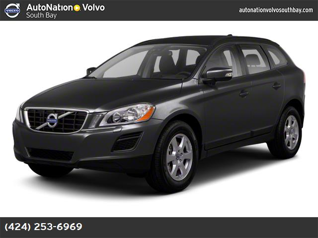 2013 Volvo XC60 32L traction control stability control abs 4-wheel keyless entry air conditi