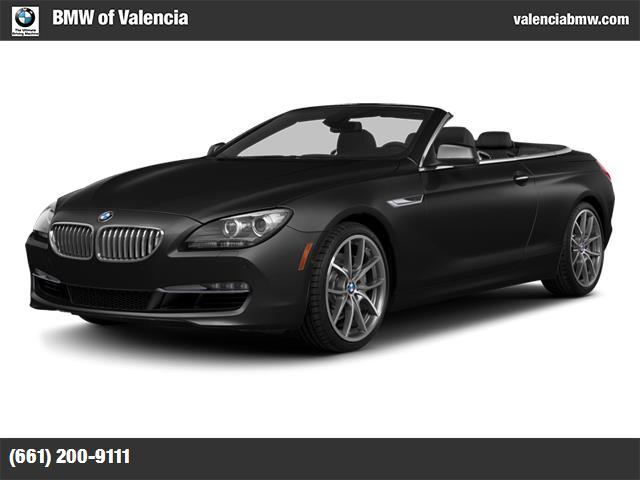 2014 BMW 6 Series 650i 11868 miles VIN WBAYP9C52ED169203 Stock  1141346454 78991