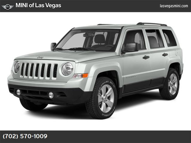 2014 Jeep Patriot Sport rollover protection hill start assist traction control stability control
