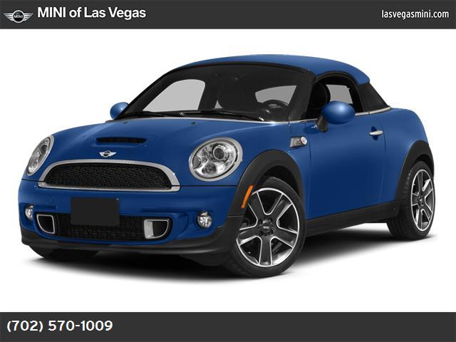 2014 MINI Cooper Coupe S 7319 miles VIN WMWSX3C59ET772853 Stock  1155179277 26491