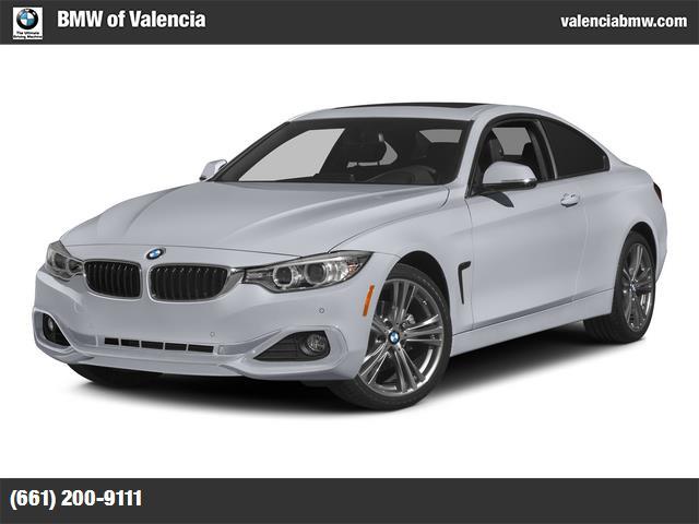 2015 BMW 4 Series 428i xDrive glacier silver metallic turbocharged all wheel drive power steerin