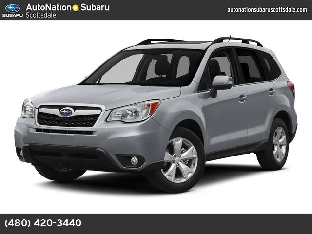 2015 Subaru Forester 25i Premium all weather pkg hill start assist control traction control vch