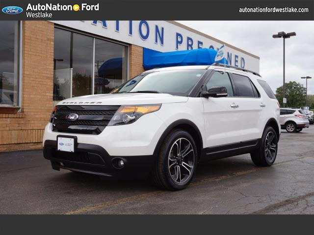 2014 ford explorer sport 4wd for sale in cleveland oh cargurus. Black Bedroom Furniture Sets. Home Design Ideas