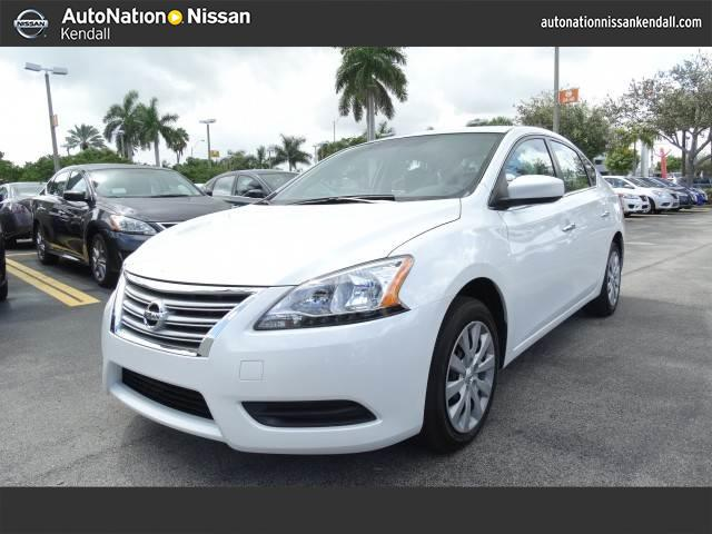 2014 nissan sentra fe sv for sale usa cargurus. Black Bedroom Furniture Sets. Home Design Ideas