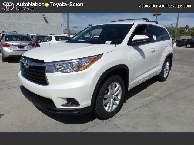 Autonation Las Vegas >> New 2015 / 2016 Toyota Highlander For Sale Las Vegas, NV - CarGurus