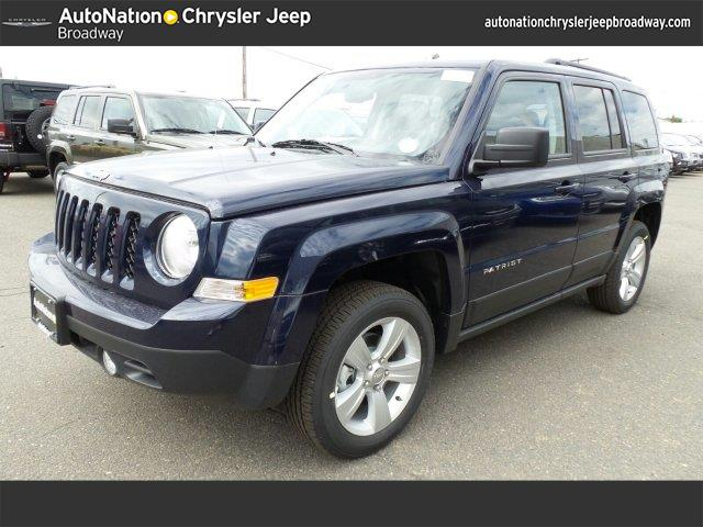 New 2015 2016 jeep patriot for sale colorado springs co for Patriot motors colorado springs