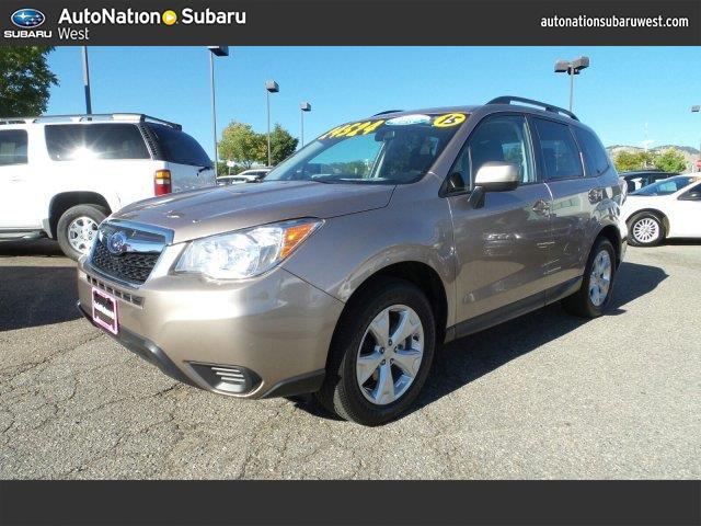 Forester Dealer Denver Co >> 2015 Subaru Forester For Sale in Denver, CO - CarGurus