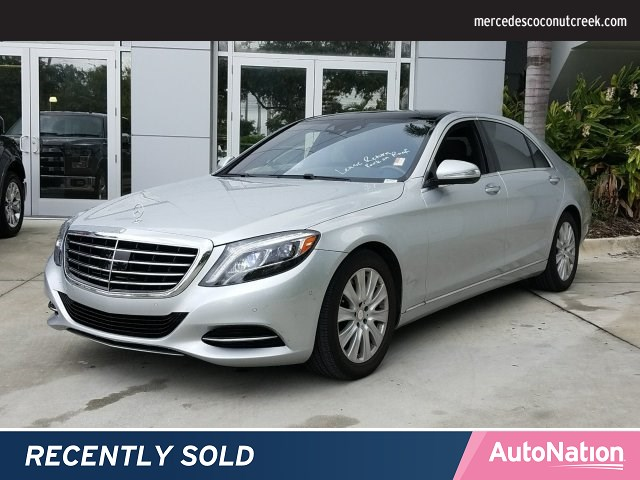 2015 mercedes benz s class s550 for sale in miami fl cargurus. Black Bedroom Furniture Sets. Home Design Ideas