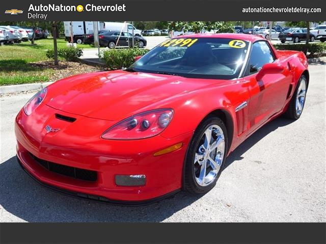 2012 chevrolet corvette grand sport 1lt used cars in delray fl 33444. Black Bedroom Furniture Sets. Home Design Ideas