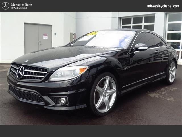 Used mercedes benz cl class for sale cargurus for 2009 mercedes benz cl63 amg