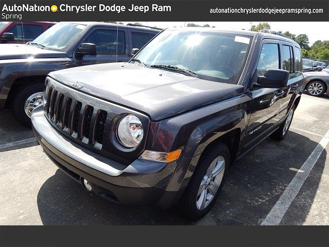 2016 jeep patriot latitude for sale in houston tx cargurus. Black Bedroom Furniture Sets. Home Design Ideas