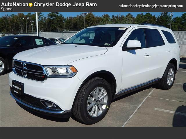New 2014 2015 Dodge Durango For Sale Houston Tx Cargurus
