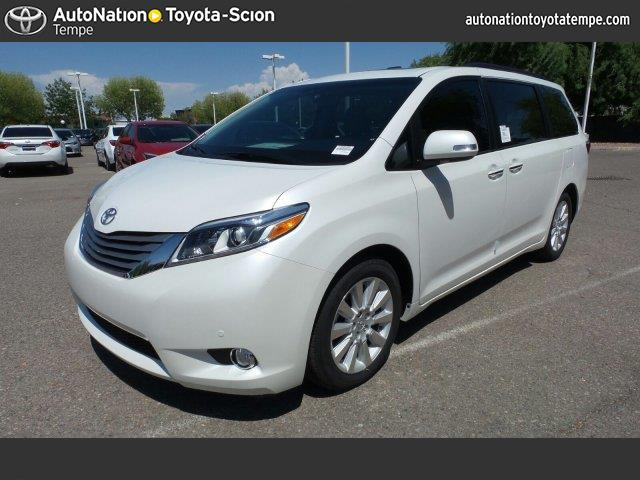 2015 toyota sienna limited 7 passenger premium for sale in phoenix az cargurus. Black Bedroom Furniture Sets. Home Design Ideas