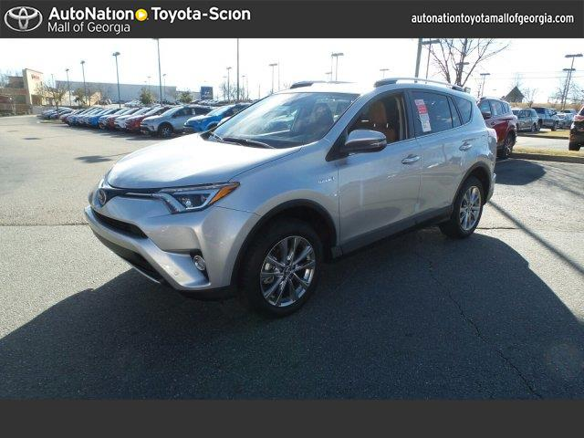 Autonation Toyota Mall Of Georgia U003eu003e New 2016 Toyota RAV4 Hybrid For Sale  Atlanta,