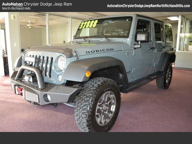2014 jeep wrangler unlimited rubicon for sale in dallas tx cargurus. Black Bedroom Furniture Sets. Home Design Ideas