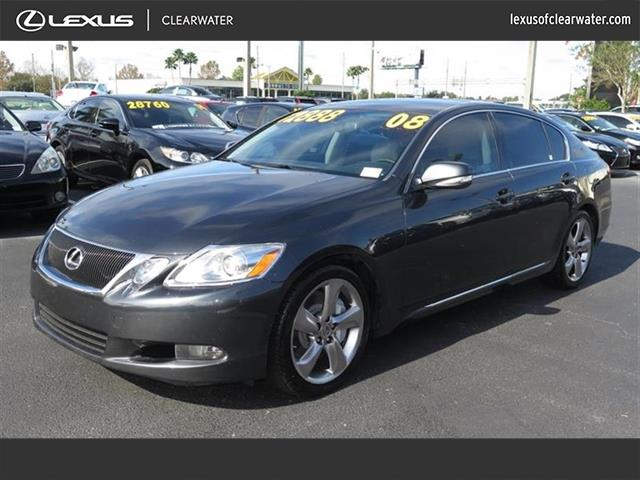 2008 lexus gs 350 rwd for sale cargurus. Black Bedroom Furniture Sets. Home Design Ideas