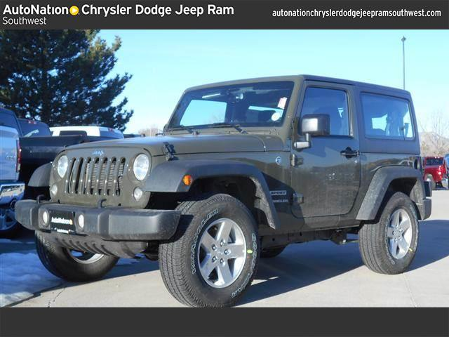 new 2015 jeep wrangler for sale denver co cargurus. Black Bedroom Furniture Sets. Home Design Ideas