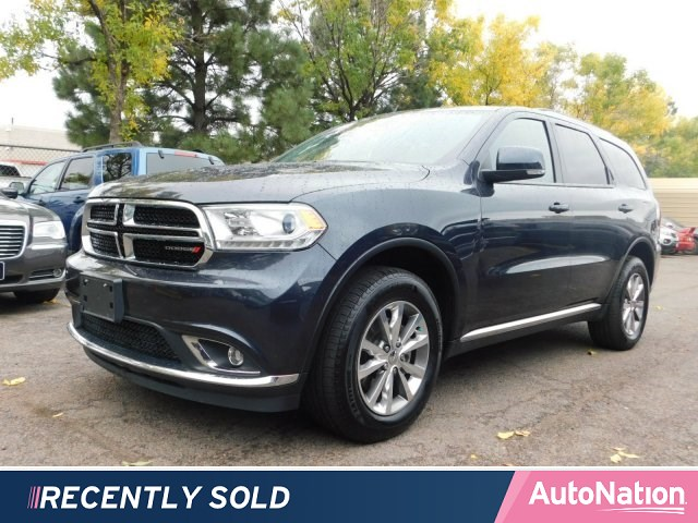 2015 dodge durango limited awd for sale in colorado. Black Bedroom Furniture Sets. Home Design Ideas