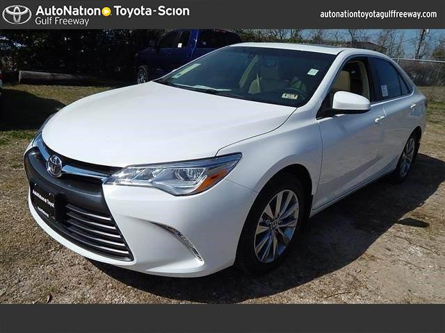 2015 toyota camry xle v6 for sale in houston tx cargurus. Black Bedroom Furniture Sets. Home Design Ideas
