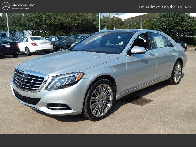 New 2015 2016 mercedes benz s class for sale houston tx for Mercedes benz dealers houston