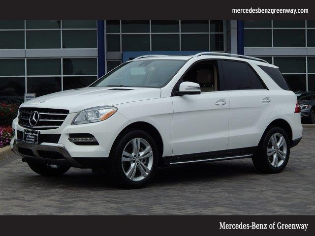 2014 mercedes benz m class ml350 for sale in houston tx for Mercedes benz dealership houston tx