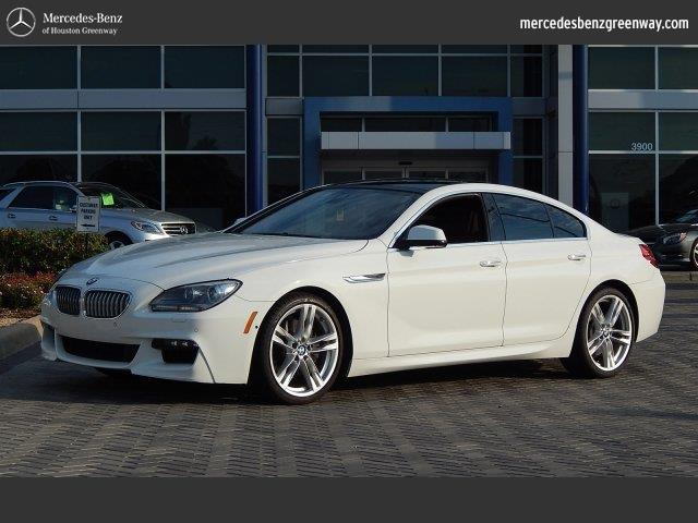 2012 Bmw 6 Series For Sale In Houston Tx Cargurus
