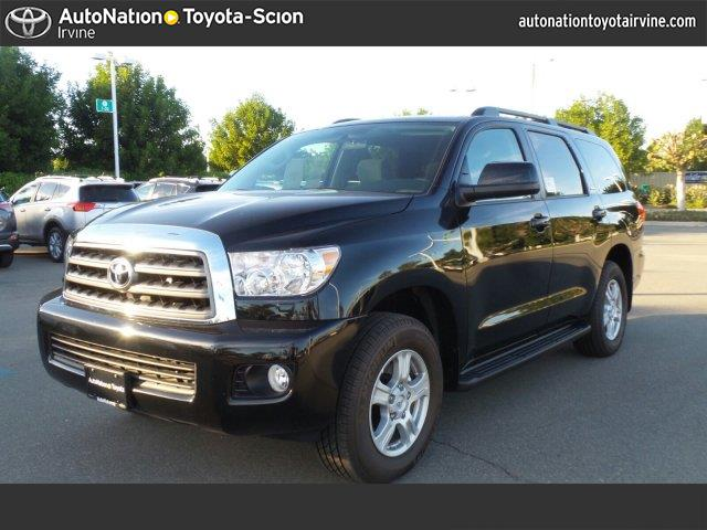 2016 toyota sequoia sr5 for sale cargurus. Black Bedroom Furniture Sets. Home Design Ideas