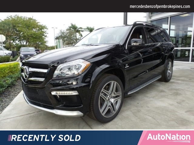 2016 Mercedes Benz Gl Class Gl63 Amg For Sale In Miami Fl