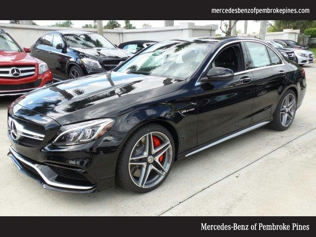 2016 mercedes benz c class c63 s amg for sale in miami fl for Mercedes benz of pembroke pines fl