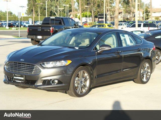 2015 ford fusion titanium for sale in los angeles ca cargurus. Black Bedroom Furniture Sets. Home Design Ideas