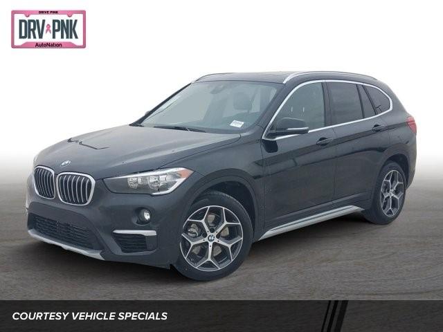2019 BMW X1 sDrive28i at LAUREL BMW OF WESTMONT