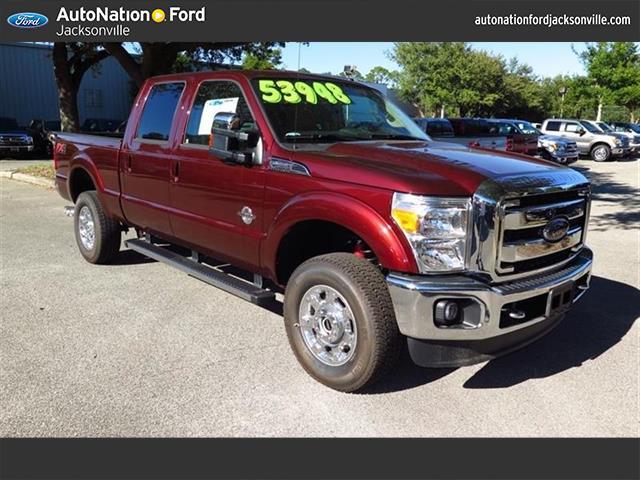Autonation Ford Jacksonville >> New 2014 / 2015 Ford F-350 Super Duty For Sale Jacksonville, FL - CarGurus