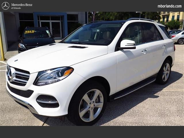 Used mercedes benz gle class for sale orlando fl cargurus for Mercedes benz in orlando fl