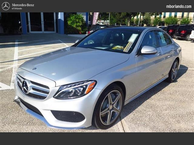 2015 mercedes benz c class c400 4matic for sale in orlando for Mercedes benz maitland fl