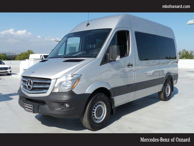 2015 mercedes benz sprinter 2500 144 wb passenger van for for Mercedes benz sprinter 15 passenger