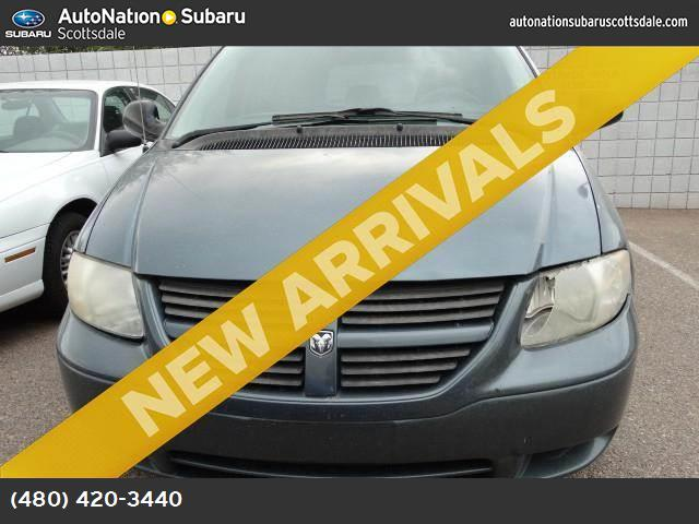 2006 Dodge Grand Caravan SE abs 4-wheel air conditioning cruise control power steering tilt w
