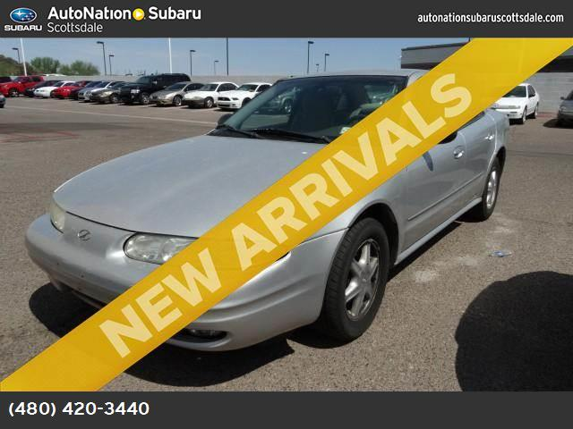 2003 Oldsmobile Alero GL1 air conditioning power windows power door locks cruise control power