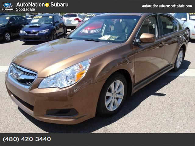 2011 Subaru Legacy 25i Prem AWP hill start assist traction control vchl dynamic control abs 4-